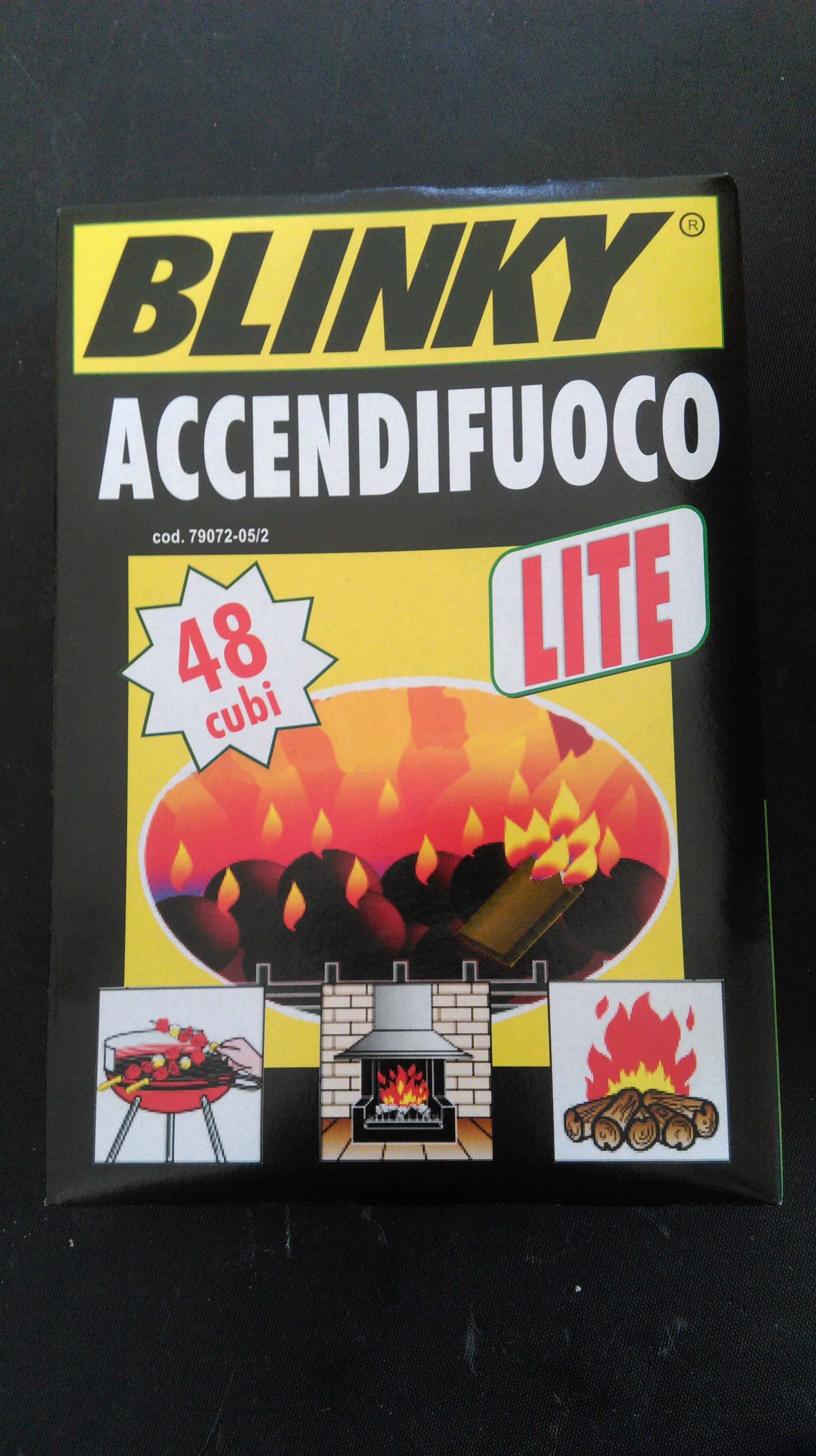 Accendifuoco BLINKY LITE