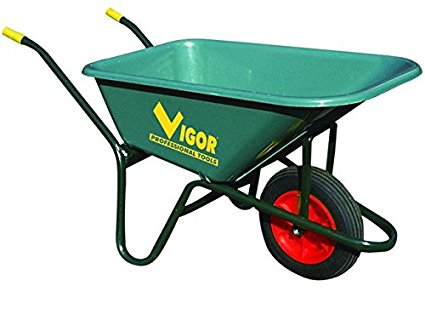 carriola vigor verde