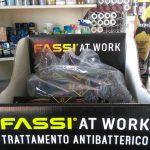 Calzini Fassi antibatterici