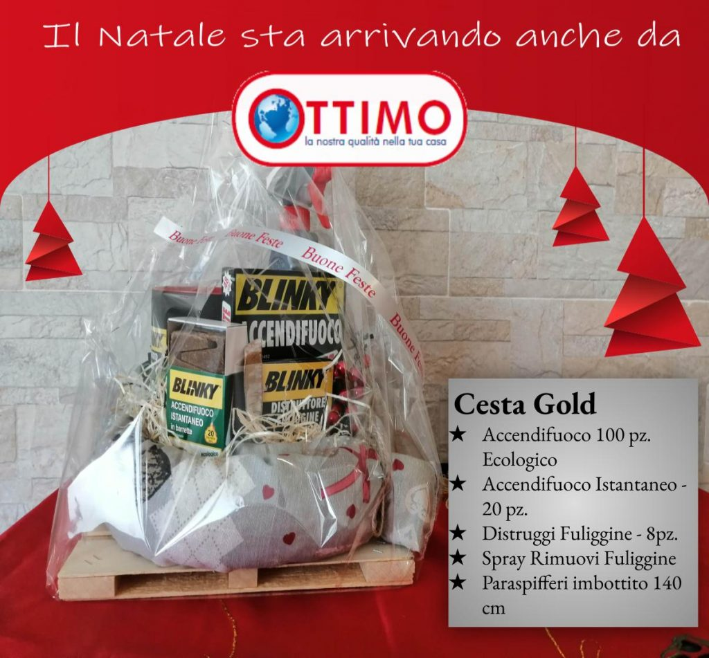 Cesta Gold