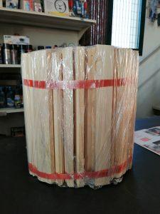 fascio di legna